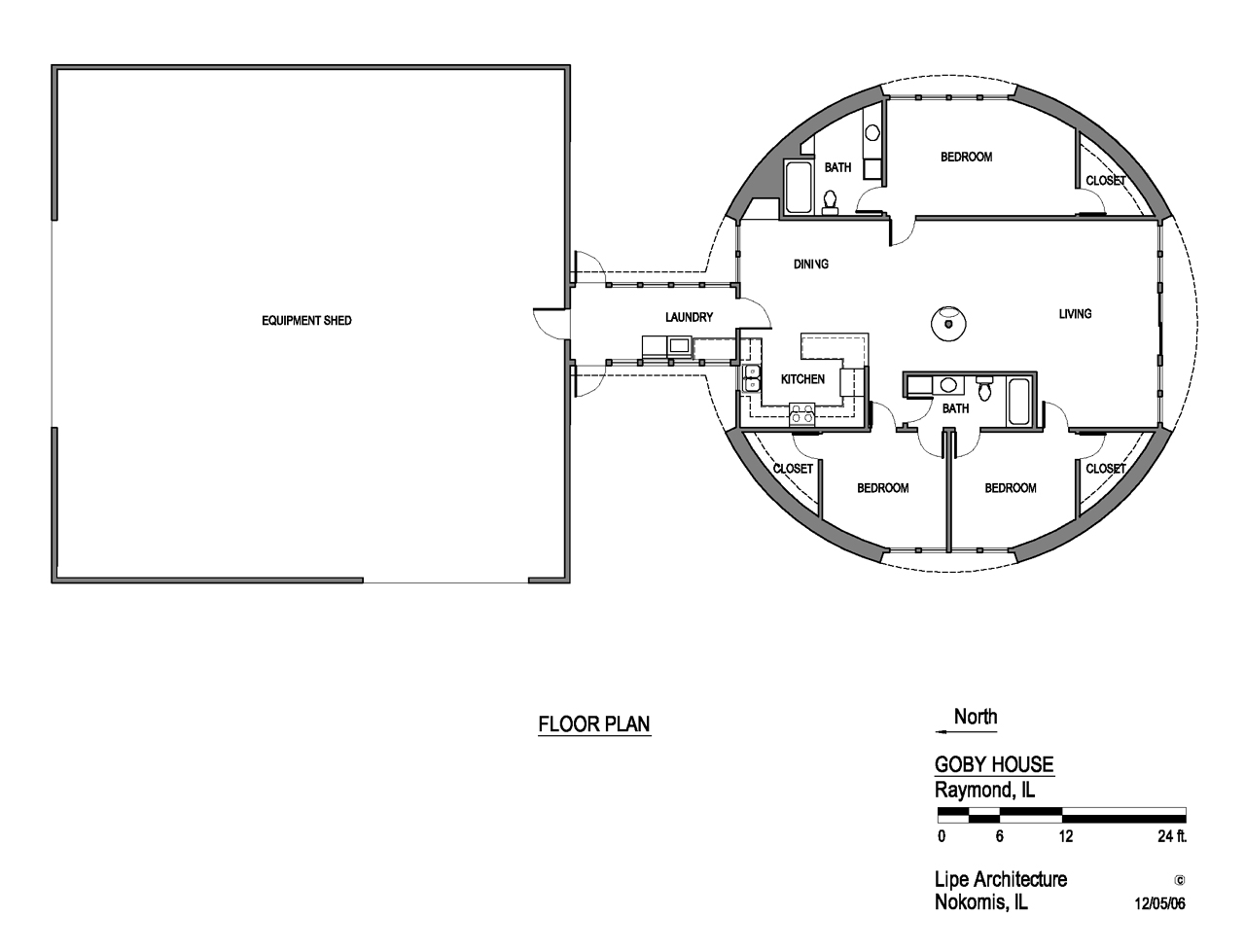 Grain Bin House Plans